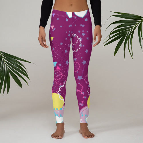 """DARK MAGIC"" Leggings"