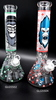 Gorilla Glow In Dark Water Pipe 13""