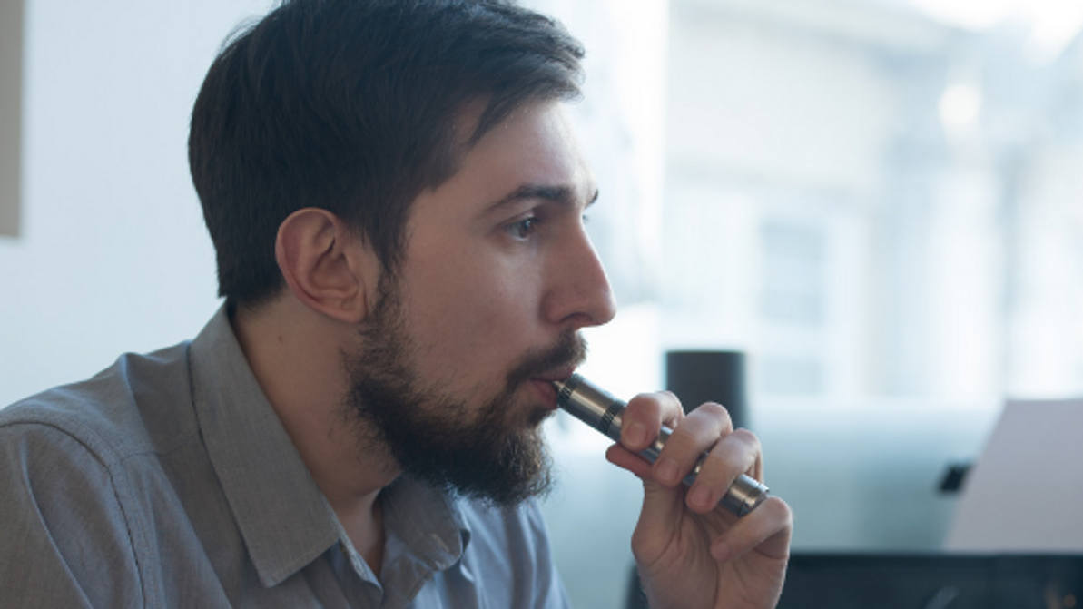 Is Vaping the New Fashion Statement?