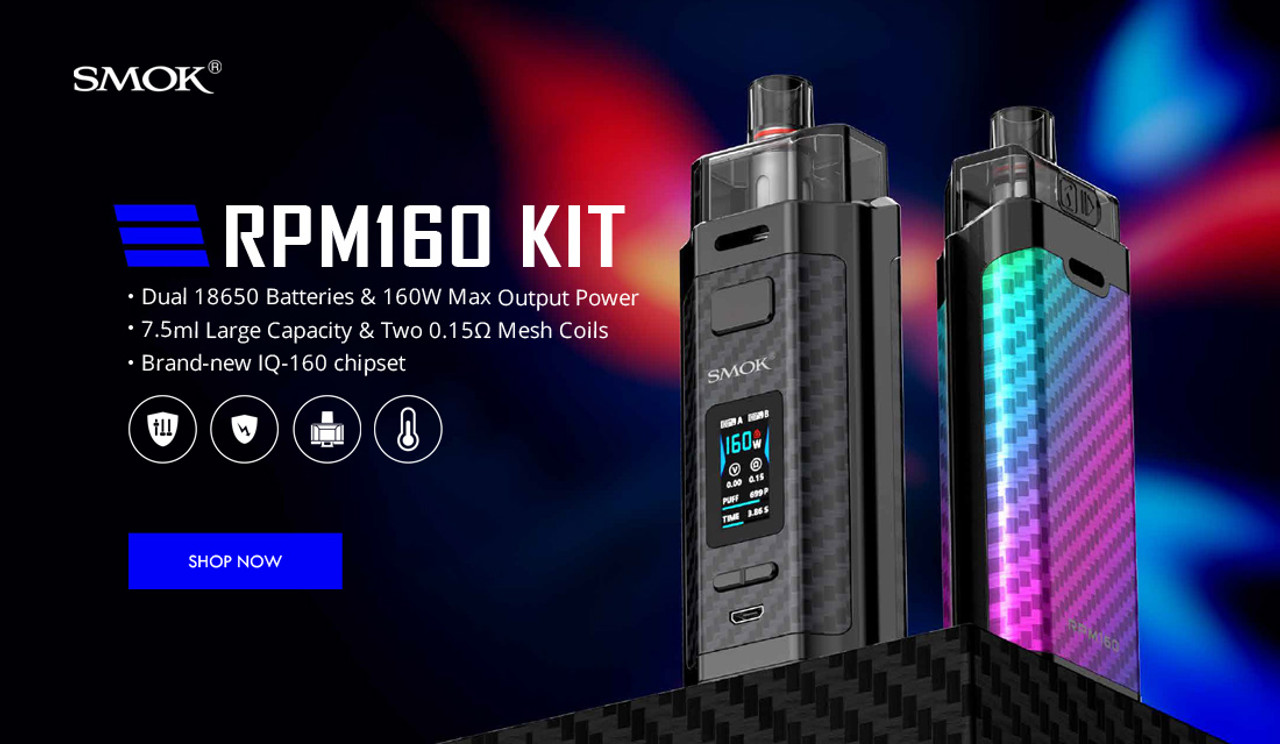 Smok RPM160 Pod Kit - Perfect Vape