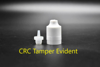 Case of 120ml Bottles and CRC-TE LDPE (Qty: 600)