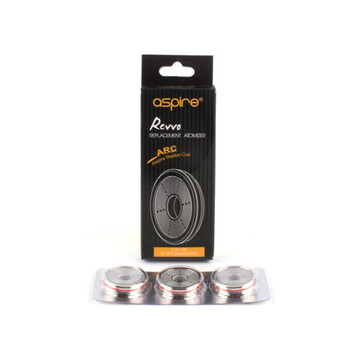 Aspire Revvo Coil 0.1ohm-0.16ohm (3pcs/pack)