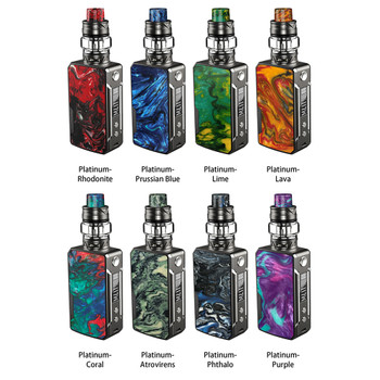 Voopoo Drag Mini Kit (Black Body and Platinum Body)