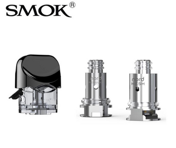 Smoktech Nord Replacement Pod with 2 Coils
