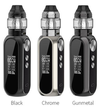 OBS Cube Kit  OBS Cube Kit is an ergonomically designed vaping device with high-tech appearance. Its fire speed is super fast, only ten milliseconds. Compact as it is, it has a 3000mAh built-in battery and can fire up to 80W max output. The Cube tank can contain 4mL e-liquid and features top filling system and bottom airflow system. With its intelligent protections, OBS Cube Kit will delivers you a safe and wonderful vaping experience.  ERGONOMIC DESIGN, COMFORT GRIP - Exquisite appearance and very portable.  Cube Tank Parameters:  Dimensions: 25.5mm x 47mm Weight: 93g Material: 304 Stainless Steel Capacity: 4mL Cube Mod Parameters:   Dimensions: 30.6mm x 81.5mm Weight: 152g Material: Zinc Alloy Resistance Range: 0.1 - 3.0 Ohms Output Voltage: 3.2 - 4.2 V Max Wattage: 80W INTELLIGENT PROTECTION - More stable, more secure.     short circuit protection, overcharge protection, voltage protection, over-temperature protection, over-time protection, and low voltage protection. Kit Includes:  1 x Cube Mod 1 x Cube 4mL Tank 1 x M1 Mesh Coil (40-80W) 1 x M6 OCC Coil (50-80W) 1 x Extra Glass Tube 1 x USB Cable 1 x User Manual