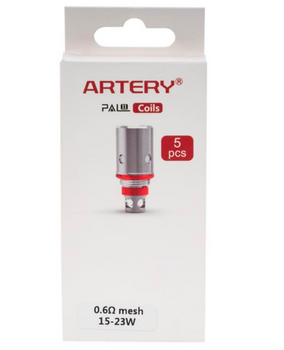 Artery PAL II Replacement Coils 5pk