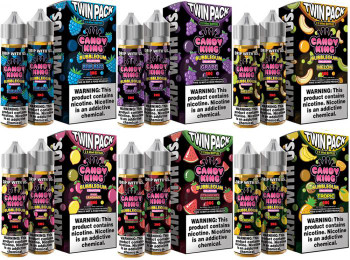 Bubblegum Premium E-Liquid 2 X 60ml