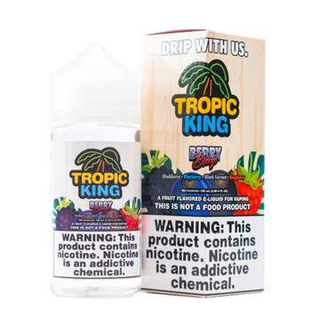Tropic King Premium E-Liquid 100ml