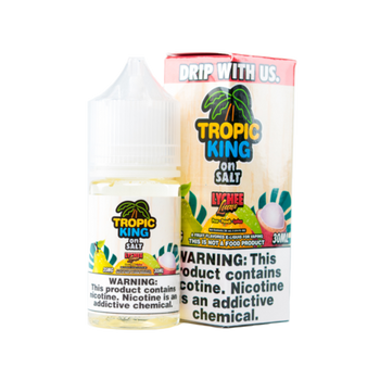 Tropic King On Salt Nic Premium E-Liquid 30ml