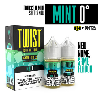 TWIST Salt Nic Premium E-Liquid 30ml 2pk
