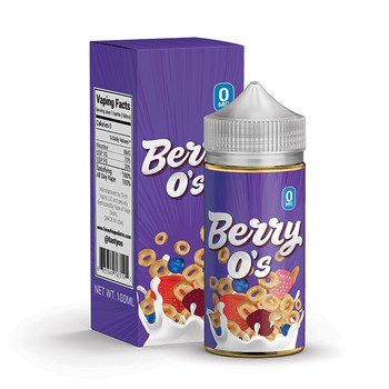 Tasty O's Premium E-Liquid 100ml