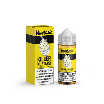 Vapetasia Killer Kustard Premium E-Liquid 100ml