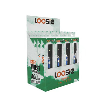 Loosie Twist Battery 400mAh