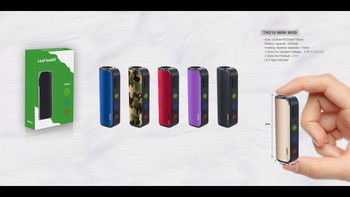 Leaf Buddi TH-210 Mini Box Mod