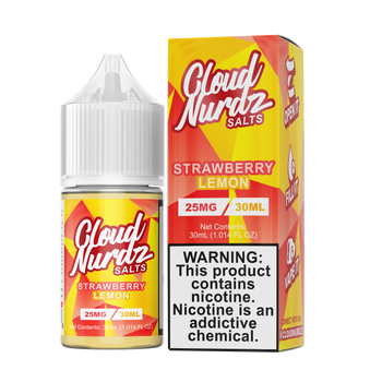 Cloud Nurdz Salt Premium E-Liquid 30ml