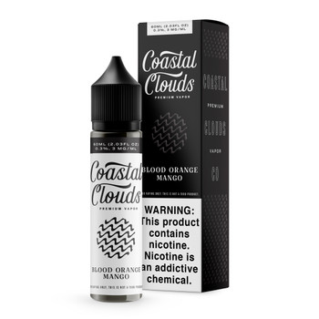 Coastal Clouds Premium E-Liquid 60ml