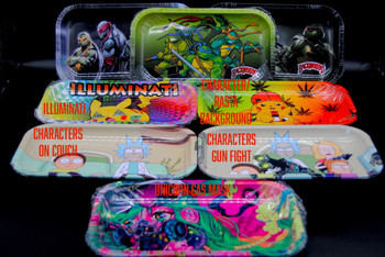 "10.6"" Rolling Tray"