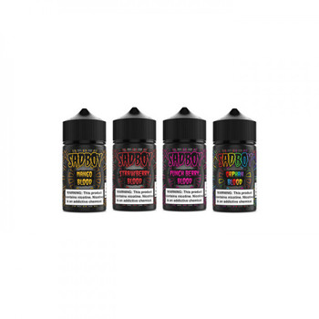 Sadboy Bloodline Salt Premium E-Liquid 30ml