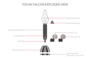 Yocan Falcon 6-in-1 Kit