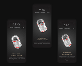 Uwell Crown V Coils 4pk