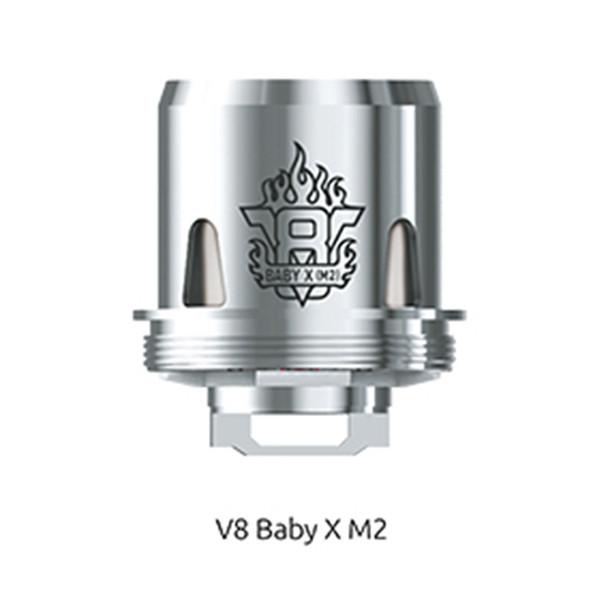 Smoktech TFV8 X Baby M2 Coil (3pk) 0.25ohm