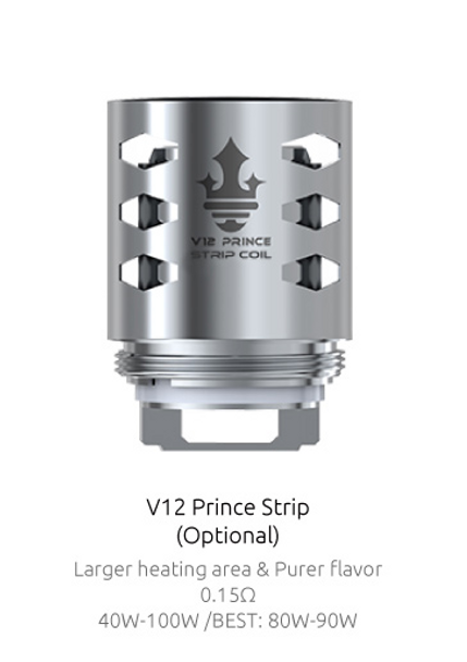 Smoktech Prince Strip Coils 0.15ohm (3Pack)