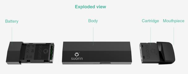 Suorin Edge Mod (230mAh pod system)