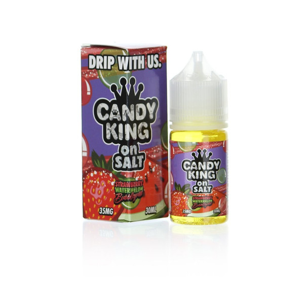 Bubblegum On Salt Nic Premium E-Liquid 30ml
