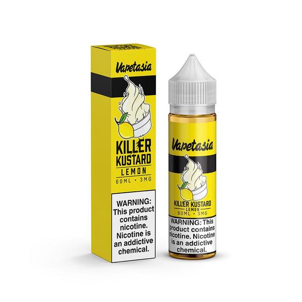 Vapetasia Killer Kustard Premium E-Liquid 60ml