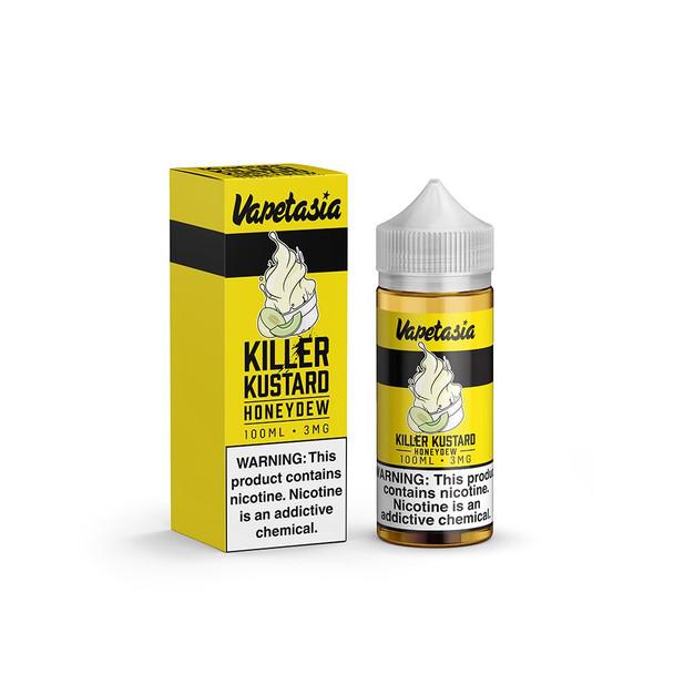Vapetasia Killer Kustard Premium E-Liquid 100ml