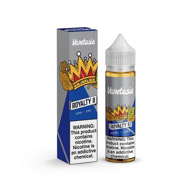Vapetasia Royalty II Premium E-Liquid 60ml
