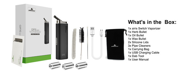 Airistech Switch 3-in-1 Kit