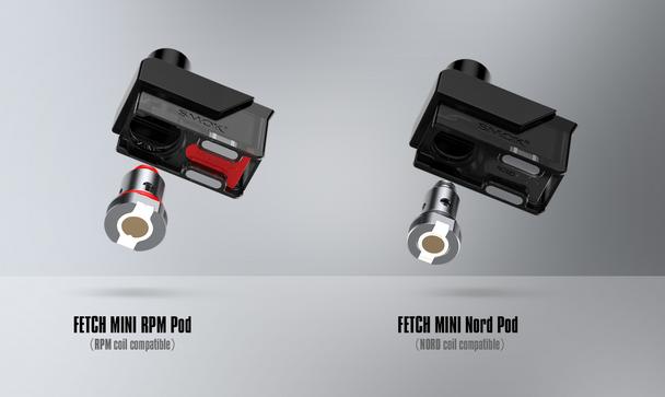SMOK Fetch Mini Pods 2pk