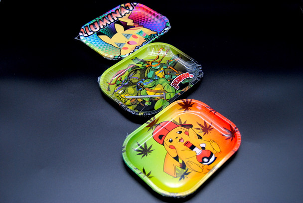 """7"""" Rolling Tray"""
