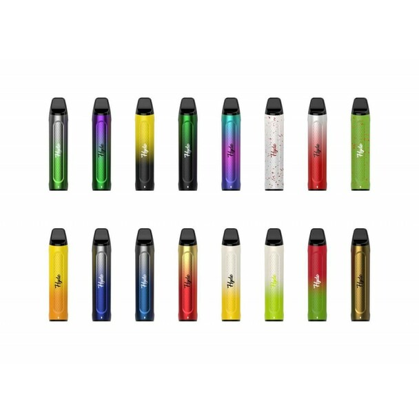 Hyde REBEL Recharge Disposable
