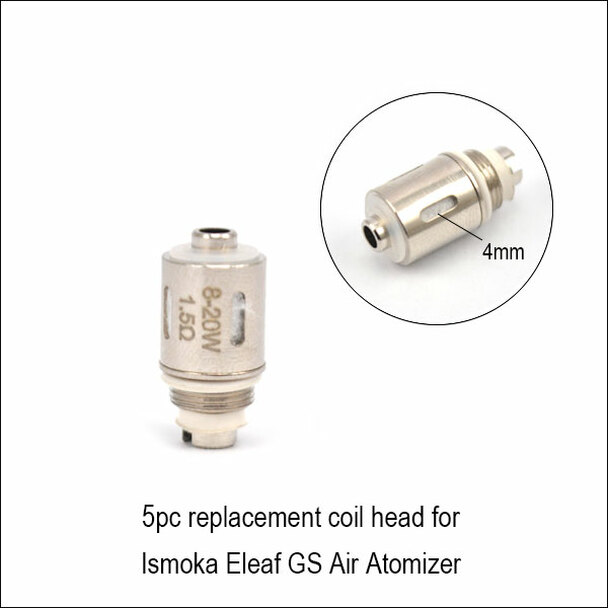 Eleaf GS Air Coils 5pk 1.5 Ohm