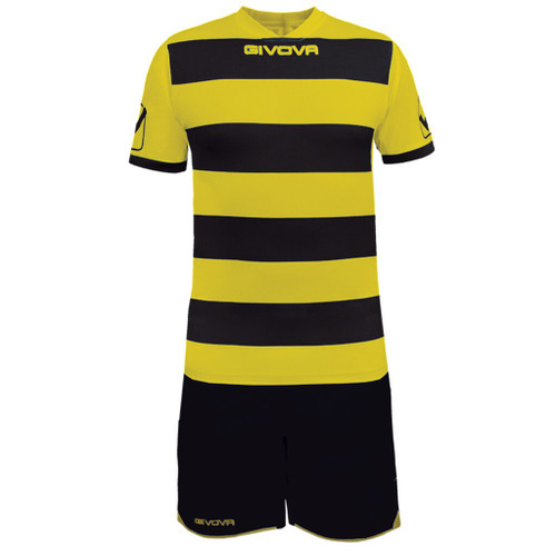 Rugby Football Kits Yellow and Black
