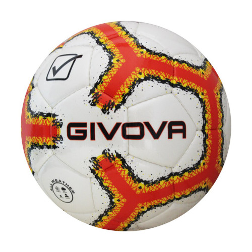 Givova Victory Football Red and Black