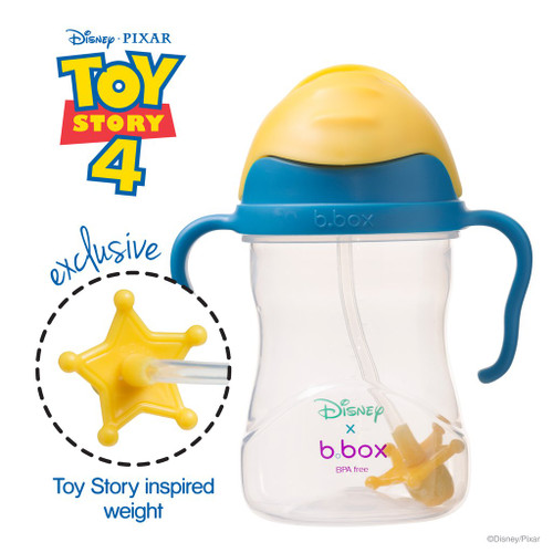 disney sheriff woody sippy cup