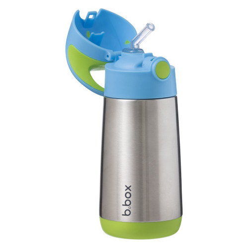 insulated drink bottle - ocean breeze