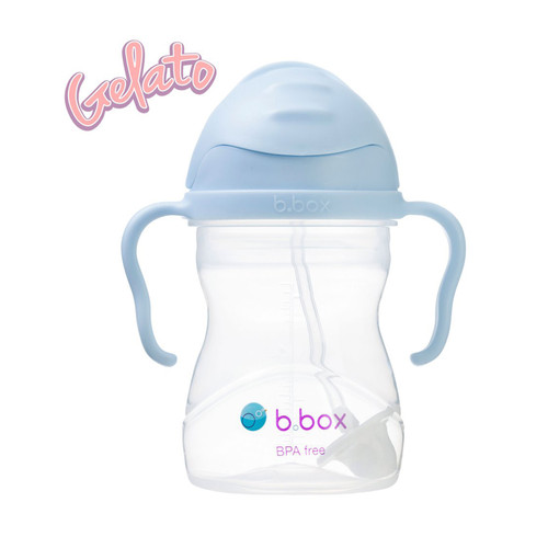 *NEW* sippy cup - bubblegum