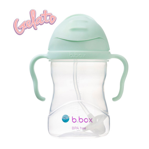 *NEW* sippy cup - pistachio