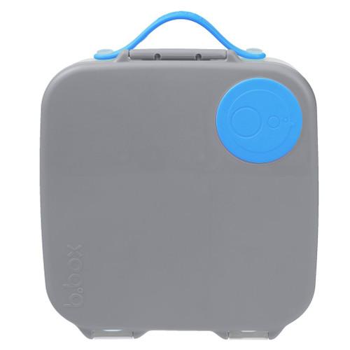 *new* lunchbox - blue slate