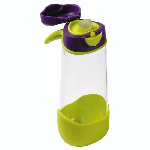 *new* sport spout 600ml bottle - passion splash