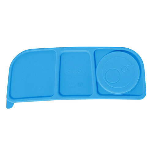Lunchbox Replacement Silicone Seal -Blue Slate