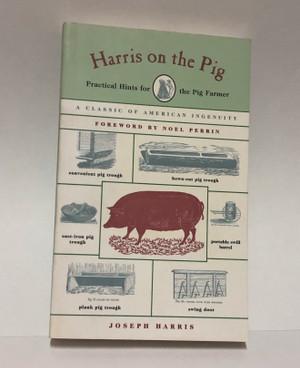 HARRIS ON THE PIG