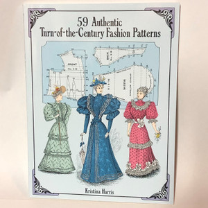 59 TURN-OF-THE-CENTURY FASHOIN PATTERNS
