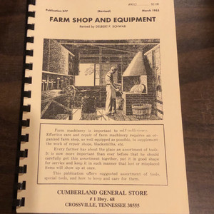 FARM SHOP & EQUIPMENT