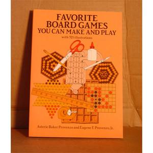 FAVORITE BOARD GAMES