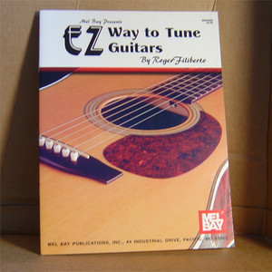 E Z WAY TO TUNE GUITARS
